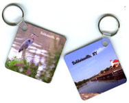 Milescapes keyrings