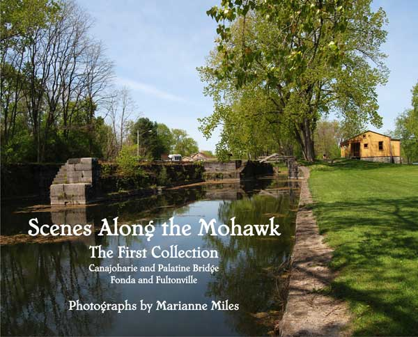 """Scenes Along The Mohawk"" cover"
